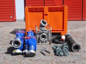 C02 Mast Pumpe